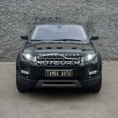 LAND-ROVER Range rover evoque Sd4 - prestige occasion