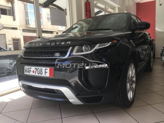 سيارة في المغرب LAND-ROVER Range rover evoque 2.0l hse dynamique - 265572