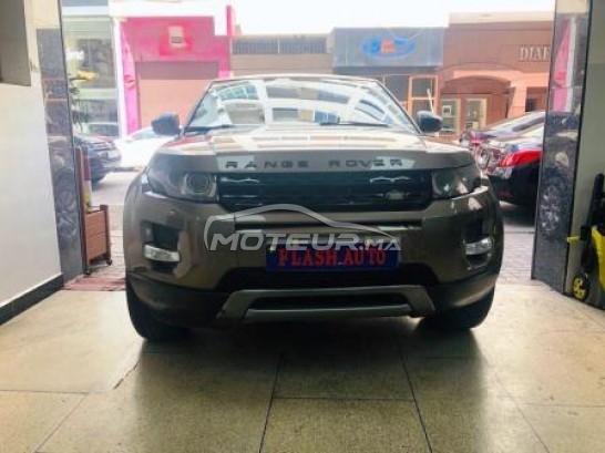 سيارة في المغرب LAND-ROVER Range rover evoque - 271897