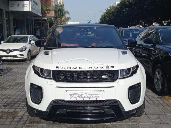 Voiture au Maroc LAND-ROVER Range rover evoque Dynamique - 344465