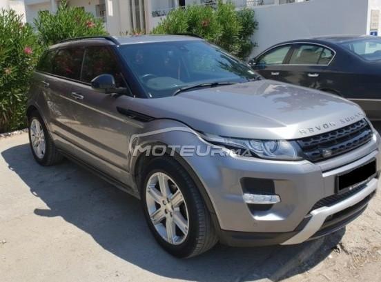سيارة في المغرب LAND-ROVER Range rover evoque - 247652