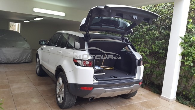 land rover range rover evoque 2 2 td4 pure 2013 diesel 193191 occasion rabat maroc. Black Bedroom Furniture Sets. Home Design Ideas