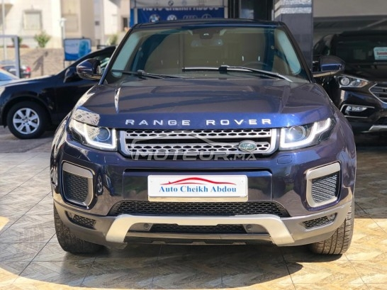 Voiture au Maroc LAND-ROVER Range rover evoque - 279431