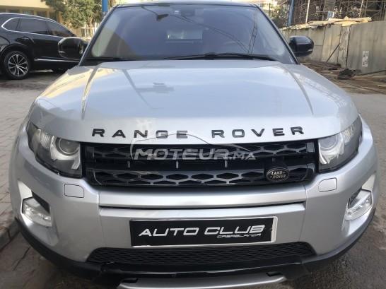 سيارة في المغرب LAND-ROVER Range rover evoque Td4 - 251755