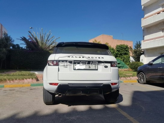 land rover range rover evoque voque 2013 diesel 158334 occasion casablanca maroc. Black Bedroom Furniture Sets. Home Design Ideas