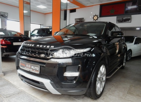 LAND-ROVER Range rover evoque Dynamic plus occasion 615537