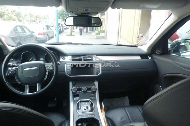 photo land rover range rover evoque sd4 180 ch 2016 160369 315182 casablanca. Black Bedroom Furniture Sets. Home Design Ideas