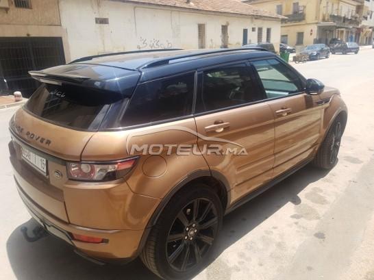 Voiture au Maroc LAND-ROVER Range rover evoque - 226496
