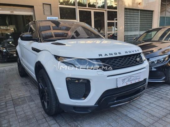 سيارة في المغرب LAND-ROVER Range rover evoque - 341310