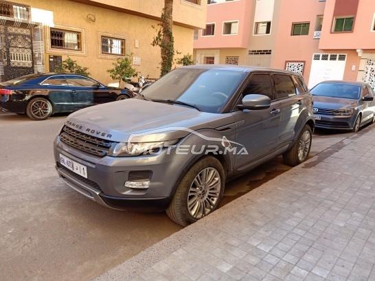 سيارة في المغرب LAND-ROVER Range rover evoque - 305386