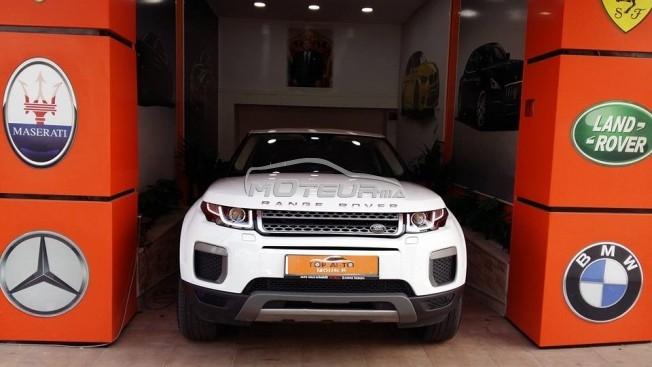 Voiture au Maroc LAND-ROVER Range rover evoque Sd4 - 171670