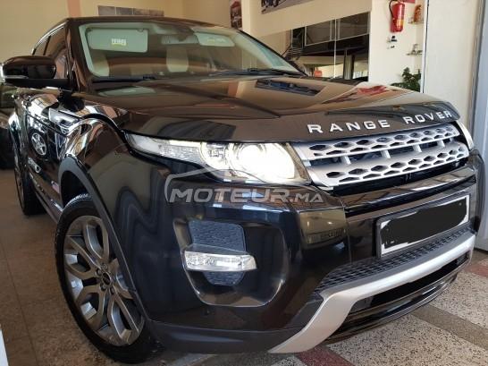 سيارة في المغرب LAND-ROVER Range rover evoque - 258033