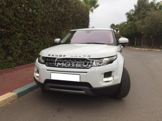 سيارة في المغرب LAND-ROVER Range rover evoque 2.2 td4 - 297114