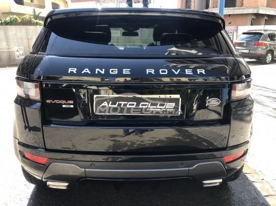 LAND-ROVER Range rover evoque Dynamique occasion 702537