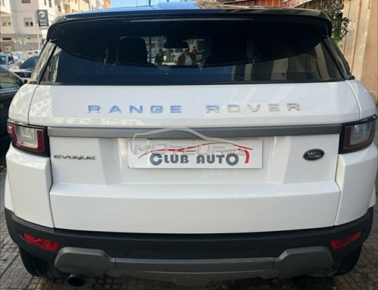 land rover range rover evoque 2015 diesel 196544 occasion casablanca maroc. Black Bedroom Furniture Sets. Home Design Ideas