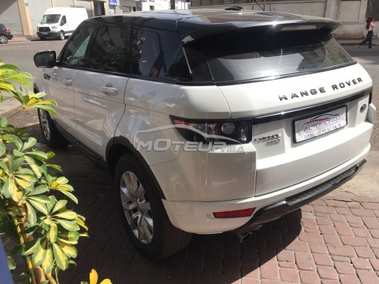 photo land rover range rover evoque dynamique 2012 173988 365100 casablanca. Black Bedroom Furniture Sets. Home Design Ideas