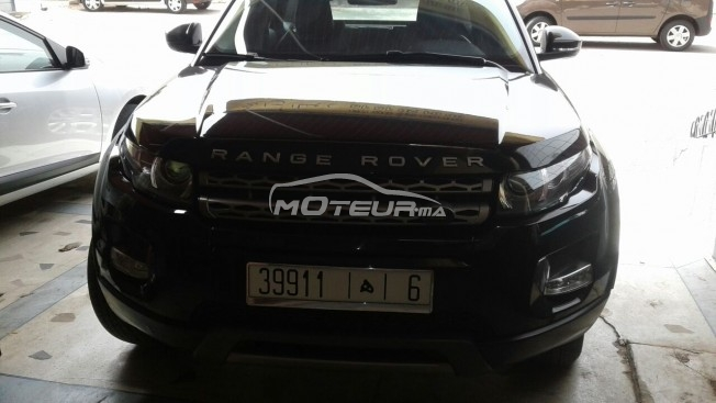 photo land rover range rover evoque 2014 171899 357543 casablanca. Black Bedroom Furniture Sets. Home Design Ideas