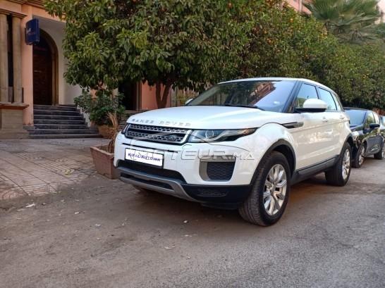 سيارة في المغرب LAND-ROVER Range rover evoque Sd4 180 ch - 279346