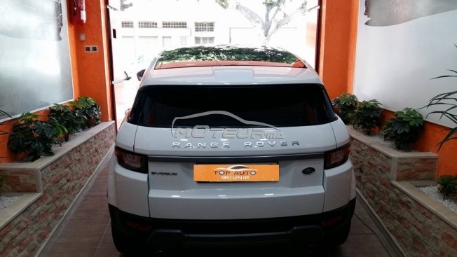 land rover range rover evoque sd4 2016 diesel 171670 occasion casablanca maroc. Black Bedroom Furniture Sets. Home Design Ideas