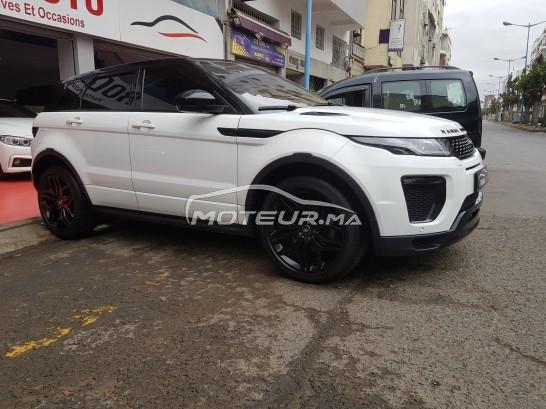 سيارة في المغرب LAND-ROVER Range rover evoque - 313682