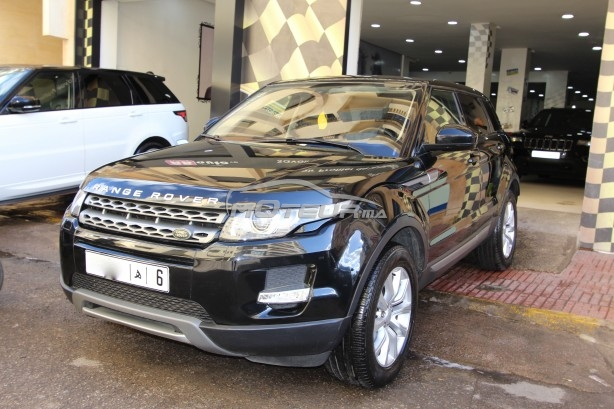 land rover range rover evoque 2012 essence 154065 occasion casablanca maroc. Black Bedroom Furniture Sets. Home Design Ideas