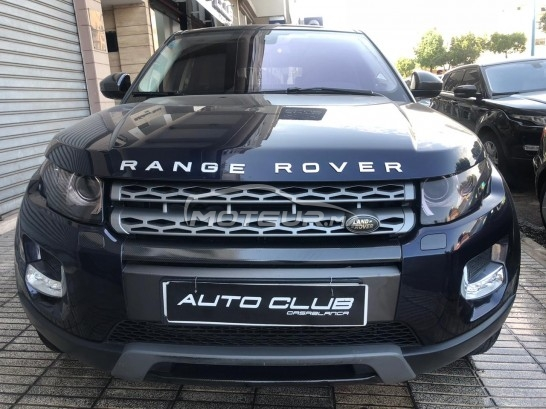 سيارة في المغرب LAND-ROVER Range rover evoque Sd4 - 236765