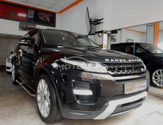 LAND-ROVER Range rover evoque Dynamic plus occasion 615535