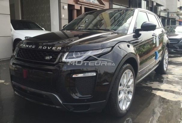 land rover range rover evoque dynamique 2018 diesel 200449 occasion casablanca maroc. Black Bedroom Furniture Sets. Home Design Ideas