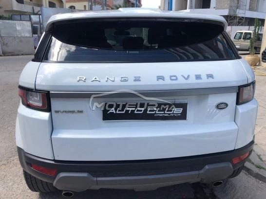 LAND-ROVER Range rover evoque Pack prestige occasion 726129