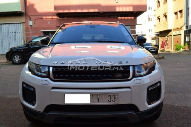 سيارة في المغرب LAND-ROVER Range rover evoque - 244571