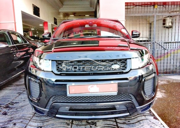 سيارة في المغرب LAND-ROVER Range rover evoque Dynamic black edition - 309694