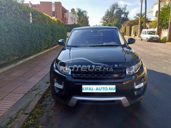 سيارة في المغرب LAND-ROVER Range rover evoque 2.2 td4 prestige - 255001