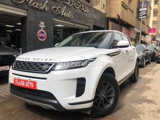 سيارة في المغرب LAND-ROVER Range rover evoque - 346781