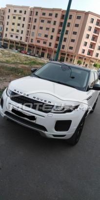 Voiture au Maroc LAND-ROVER Range rover evoque - 260324