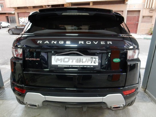 land rover range rover evoque evoque dynamic 2012 diesel 204341 occasion casablanca maroc. Black Bedroom Furniture Sets. Home Design Ideas