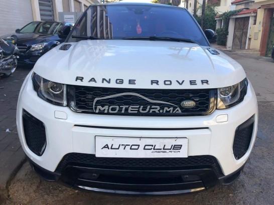 LAND-ROVER Range rover evoque مستعملة