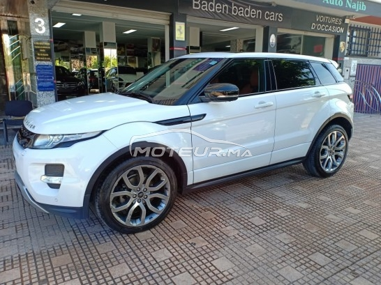 سيارة في المغرب LAND-ROVER Range rover evoque Dynamic - 294521