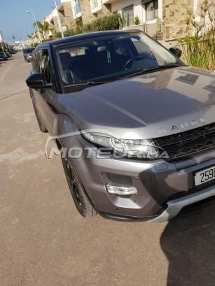 سيارة في المغرب LAND-ROVER Range rover evoque Sd4 - 251691