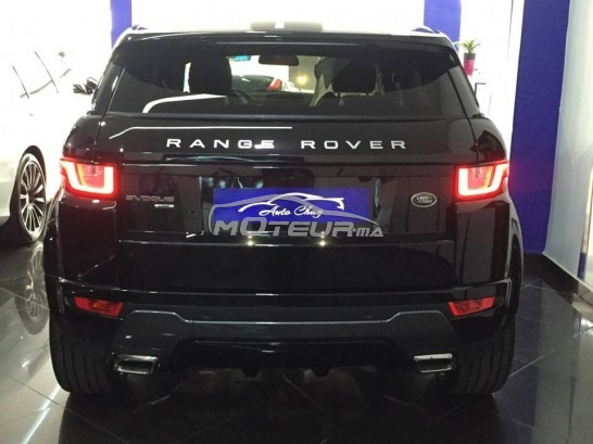photo land rover range rover evoque dynamique plus 2017 164377 329596 casablanca. Black Bedroom Furniture Sets. Home Design Ideas