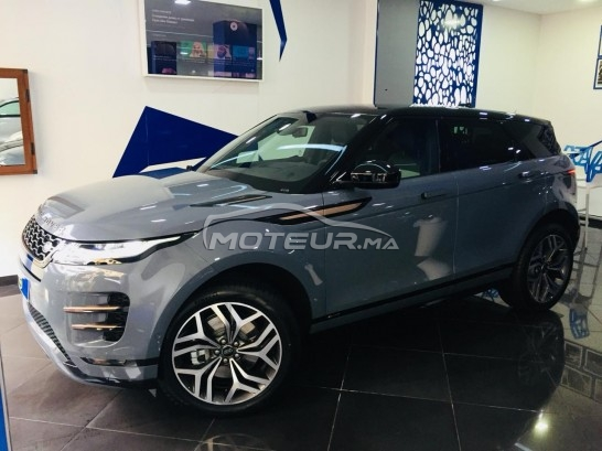سيارة في المغرب LAND-ROVER Range rover evoque First edition - 266089