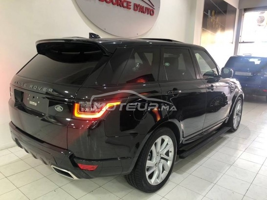 LAND-ROVER Range rover sport occasion 556653