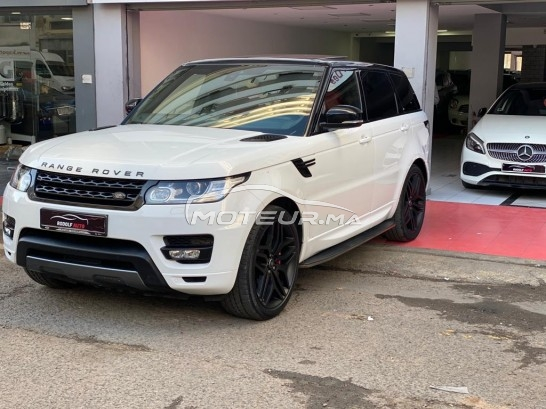 LAND-ROVER Range rover sport Dynamique. occasion