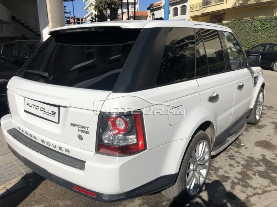 LAND-ROVER Range rover sport Hse occasion 662521