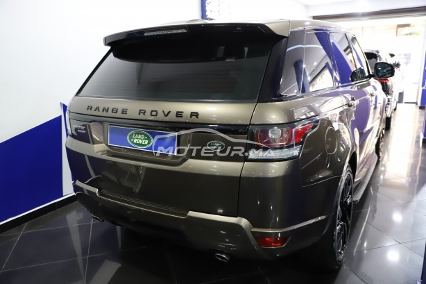 LAND-ROVER Range rover sport occasion 1204779