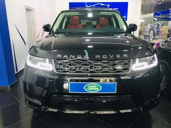LAND-ROVER Range rover sport Dynamic plus مستعملة