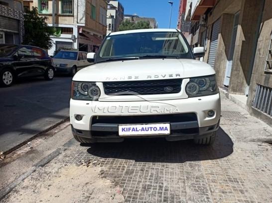 Voiture au Maroc LAND-ROVER Range rover sport Tdv8 - 275332