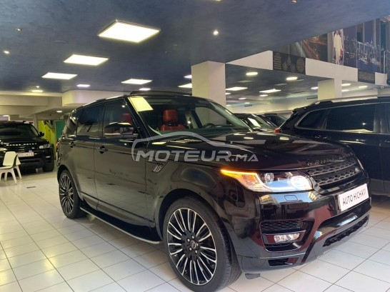 سيارة في المغرب LAND-ROVER Range rover sport Dynamic - 276228
