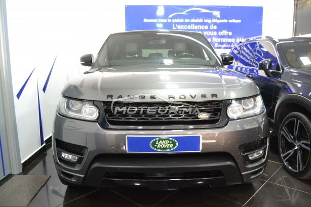 سيارة في المغرب LAND-ROVER Range rover sport Finition autobiography - 325835