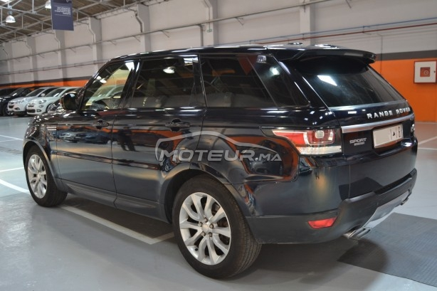 LAND-ROVER Range rover sport Hse v6 occasion 710490