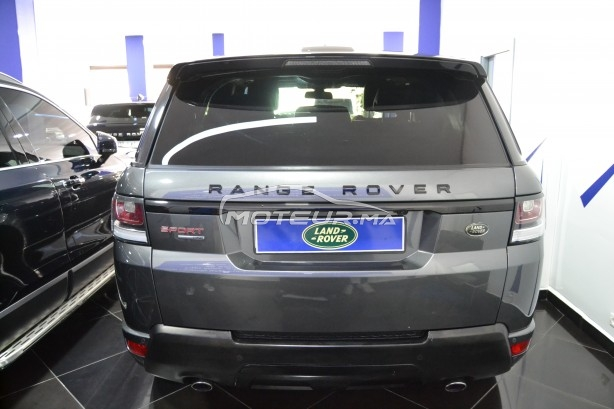 LAND-ROVER Range rover sport Finition autobiography occasion 1019168